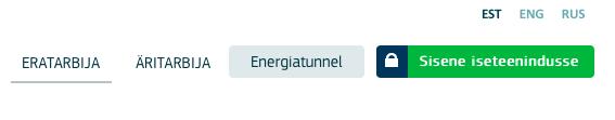 Energiaturg.ee iseteenindus